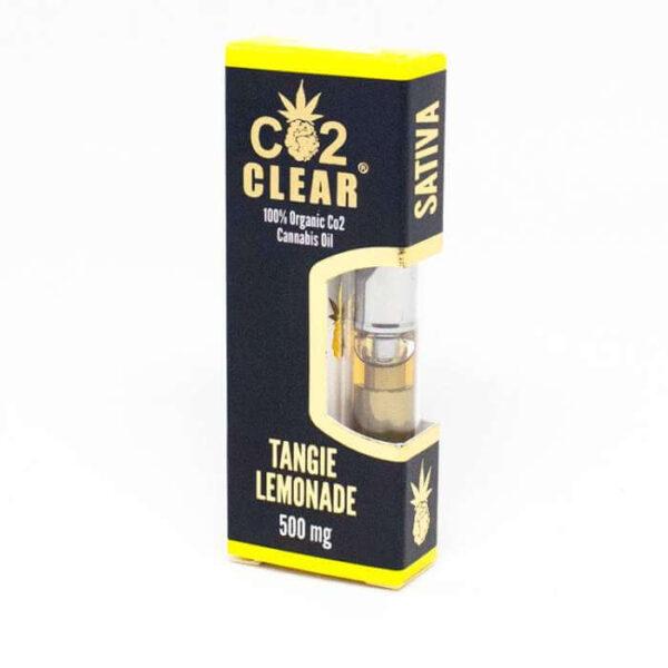 Tangie Lemonade Vape Oil